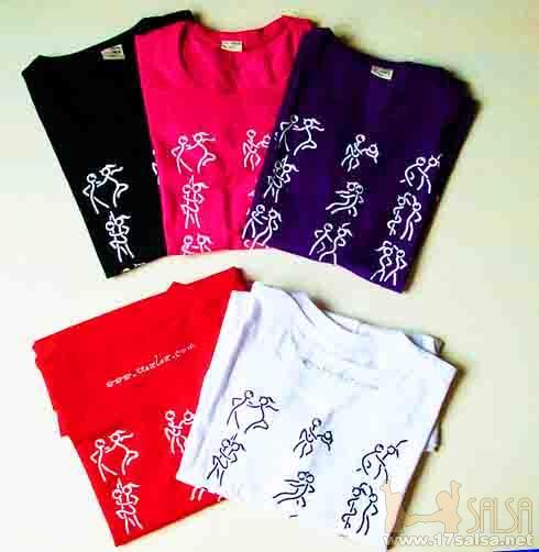 征订-五种颜色salsa衫-A